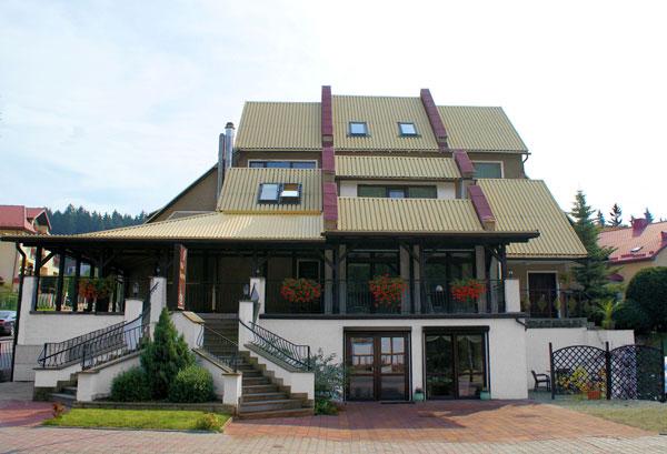 Villa Kaprys Kudowa Zdrój