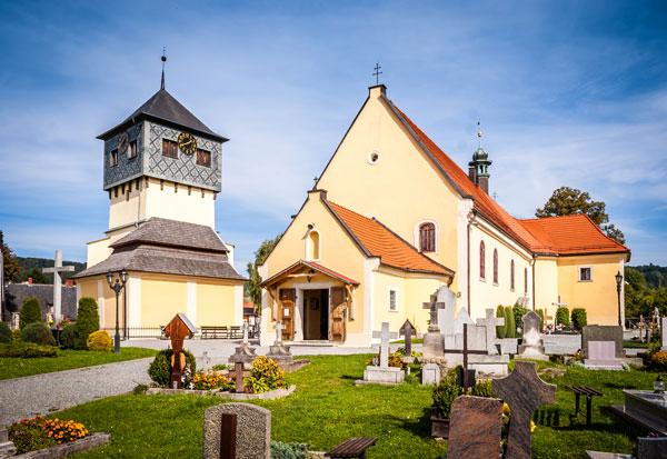 Kościół świętego Bartłomieja w Kudowie Czermnej