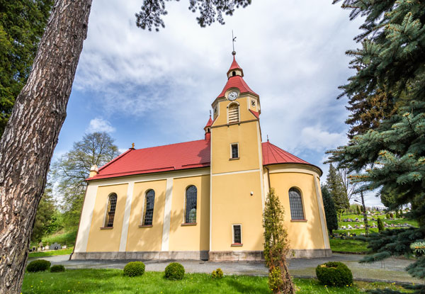 Kościół Rzymskokatolicki pod wezwaniem Narodzenia NMP w Kudowie Słonem