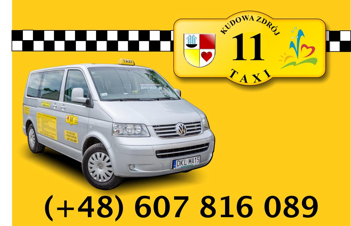 Taxi Kudowa Zdrój Waldemar Zboiński