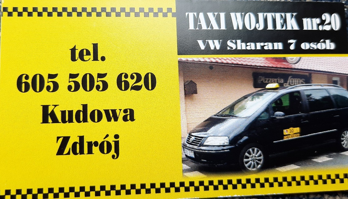 taxi kudowa zdrój